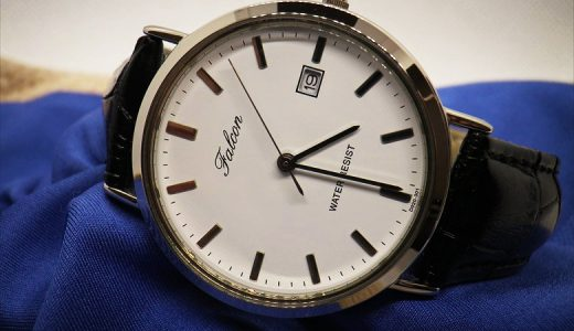 【時計】安価な時計でも高価な時計に見える方法[シチズン Falcon D020-301]