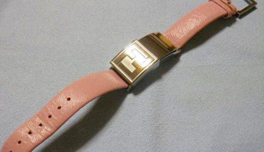 捨てるはずの時計が・・・FENDI Secret 5410 だった