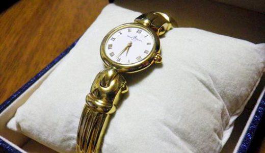 捨てるはずの時計が・・・BAUME & MERCIER(ボーム&メルシエ)だった